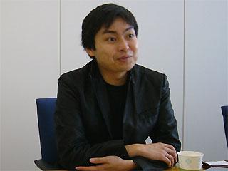 千葉功太郎さん(97年環卒)