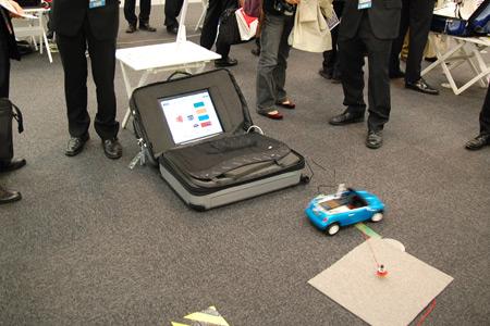 スーツケース・デモ