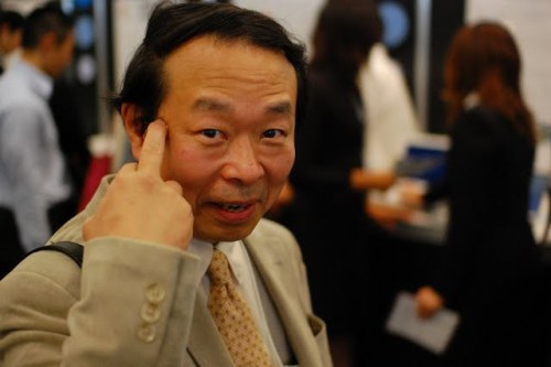 小川克彦環境情報学部教授