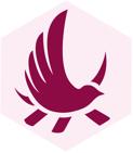 project「ここにいるよ」ロゴ