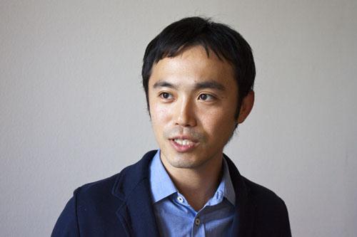 筧康明環境情報学部准教授