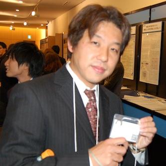 井庭准教授