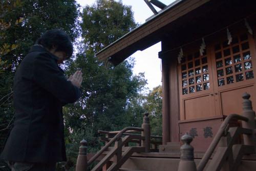 100年以上遠藤に愛される社、浅間神社に初詣!