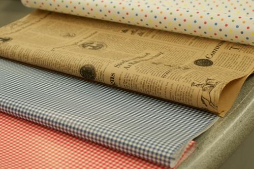 包装紙4種類