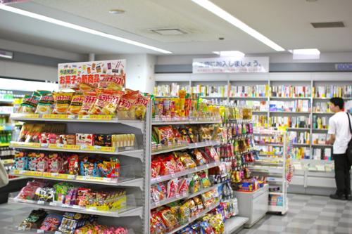 【生協】菓子コーナー