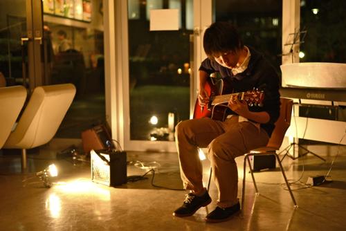 キャンドルギター