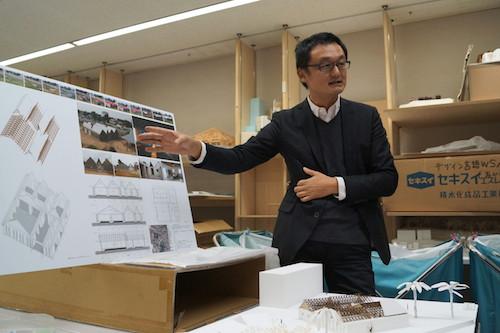 オルタナティブ建築設計でものづくりの楽しさを学ぶ 松原弘典研究会