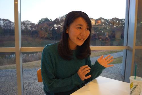 ボランティアに演劇に大忙しな白衣の天使! 吉川芽依さん(看4)