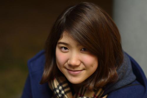英語にスポーツに音楽に! 積極的な元気っ娘、井澤晴佳さん(看1)