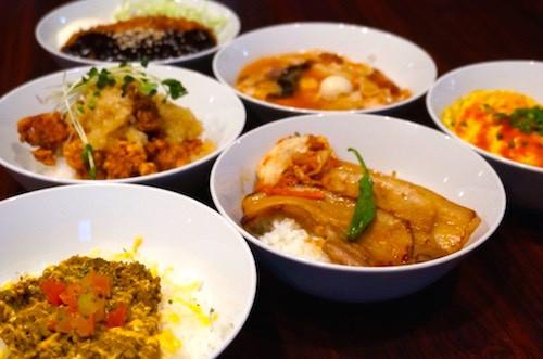 タブリエ秋メニュー 彩り豊かな丼6種がラインナップ