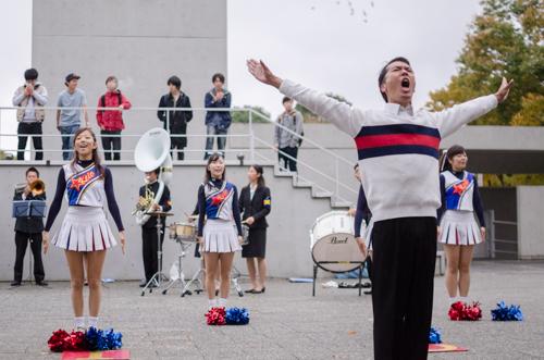 野球早慶戦応援 体育出席対象から外れる 他種目参加者を増やす狙い