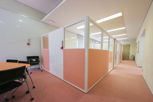 """メディアセンター""""グルワ室""""がリニューアル 変幻自在な学びの環境を実現"""