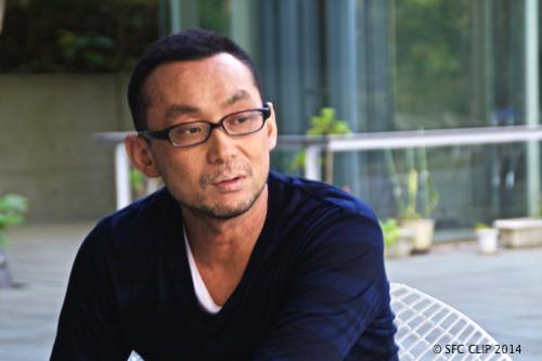 実行委員長 脇田教授