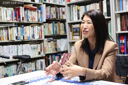新連載「教壇の先輩」SFC2期生 廣瀬陽子准教授にインタビュー 【前編】