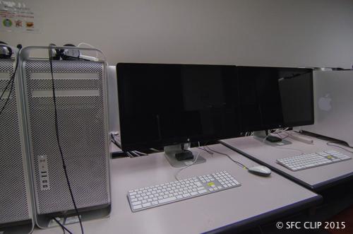 現在λ18に設置されているMac Pro