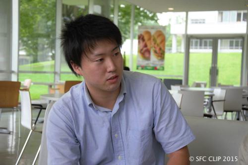 「とにかく何かしたいという思いでいっぱいだった」と松村さん