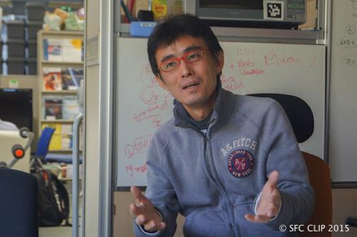 SFCに生えた「次世紀の芽」を六本木へ  ORF実行委員長 中澤仁准教授