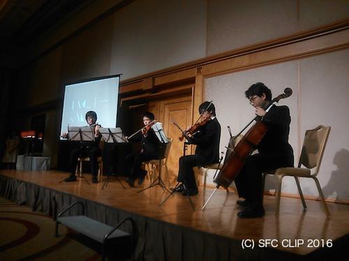慶應義塾アインクライネスオーケストラ 素敵な演奏を披露した