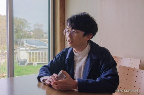 当初からSBCに関わっている連勇太郎助教