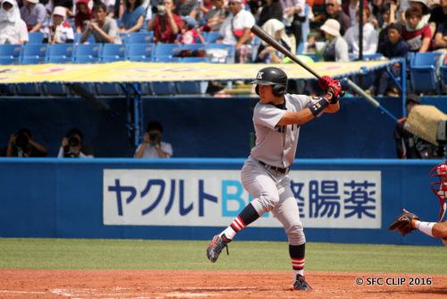 今期12試合に出場 期待のルーキー柳町選手