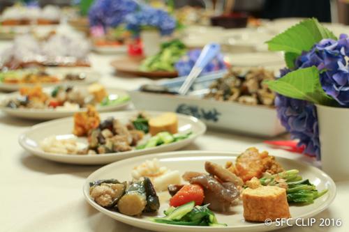 「おばあちゃんの味」にこだわった和食。