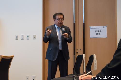 【セッション】インターネットで境界を越えていく「アジアの課題を解決する新たな人材 – ASEAN大学との連携によるIoT戦略・人材育成のこれまでと今後」
