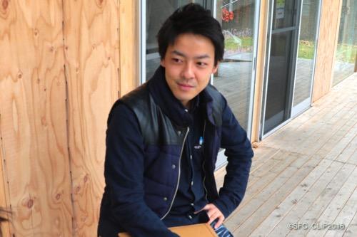 カフェプロジェクト代表の森川さん