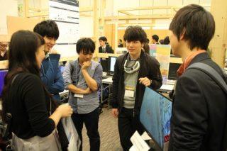 「【ブース】Webの応用とサイバーセキュリティ 武田研究室」の画像