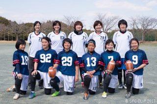 "「""SFCから全国へ""は夢じゃない! 女子6人制タッチフットボールチーム「UNICORNS」に密着」の画像"