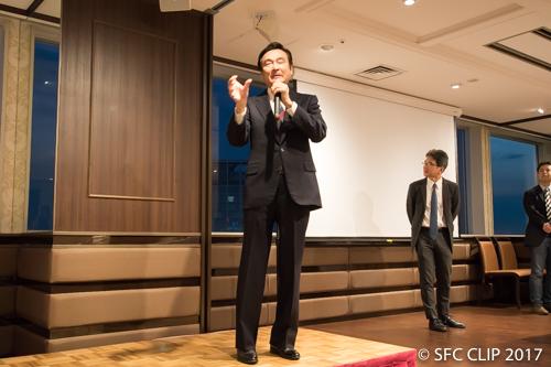 冨田勝環境情報学部教授