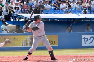 「義塾野球部の岩見雅紀選手(総4)がユニバーシアード日本代表に選出!」の画像