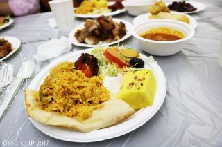 「Okuda Lab welcomes SFC community at Ramadan Night 2017」の画像