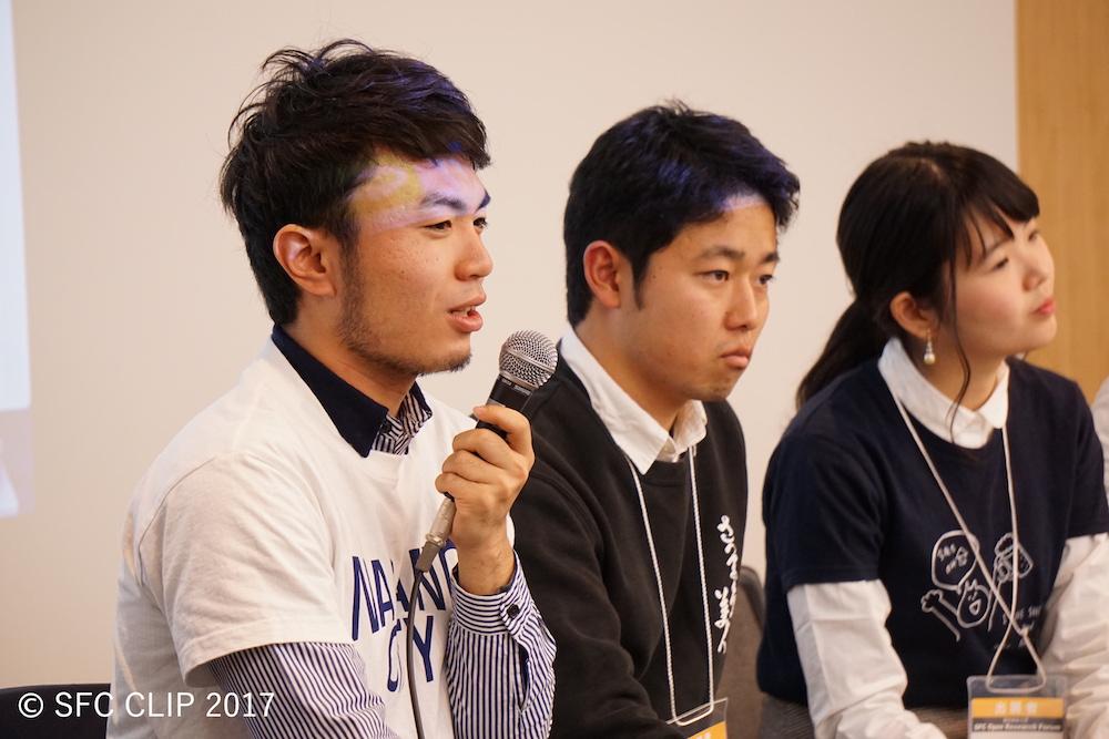 鈴木寛研究室所属の学生
