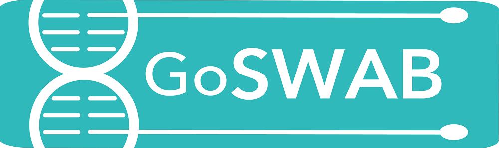 「GoSWAB」プロジェクトロゴ(画像: 伊藤さん提供)