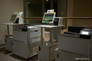 「新プリンターの導入で携帯端末からの印刷に対応」の画像