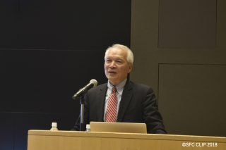 「SFCのさらなる進化を願って 徳田英幸教授最終講義」の画像