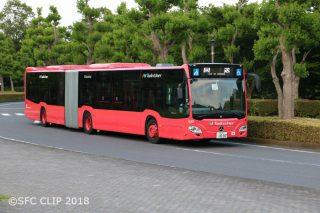 「要注意!! 神奈中バス減便へ キャンパス登校者の減少などを受け」の画像