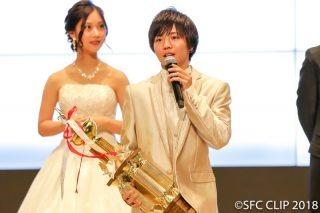 「ミスター慶應SFC2018 グランプリ受賞 安部大海さん(看2)にインタビュー」の画像