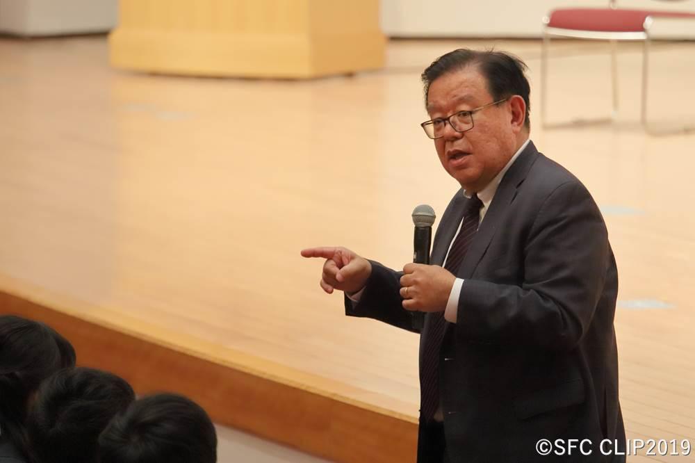 村井委員長