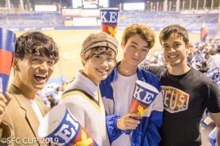 「【密着取材】ミスター慶應ファイナリストと一緒に東京六大学野球を観戦してきた」の画像