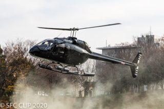 「【体験搭乗レポート】SFCでヘリが飛ぶ!? 武田研がドローンとヘリコプターを飛行させる実験を実施」の画像